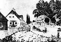 Erlangen Gasthaus Zur Windmuehle um 1840 001.jpg