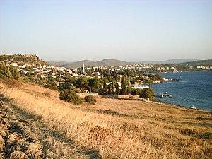 Erythrae - The bay at Ildırı in Çeşme district, formerly the bay of Erythrae