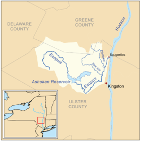 Image illustrative de l'article Esopus Creek