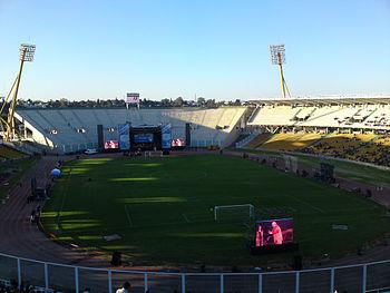 Estadio Mario Alberto Kempes 2011-06-26