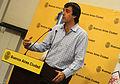 Esteban Bullrich atiende a la prensa luego de la habitual reunión de gabinete porteño (6777714114).jpg