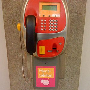 Sweden and the euro - All Telia payphones in Sweden accept euros.