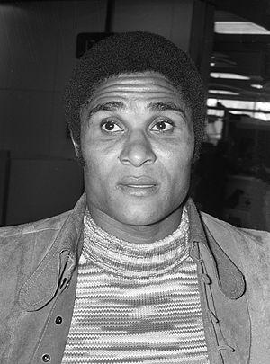 Eusébio - Eusébio in 1972