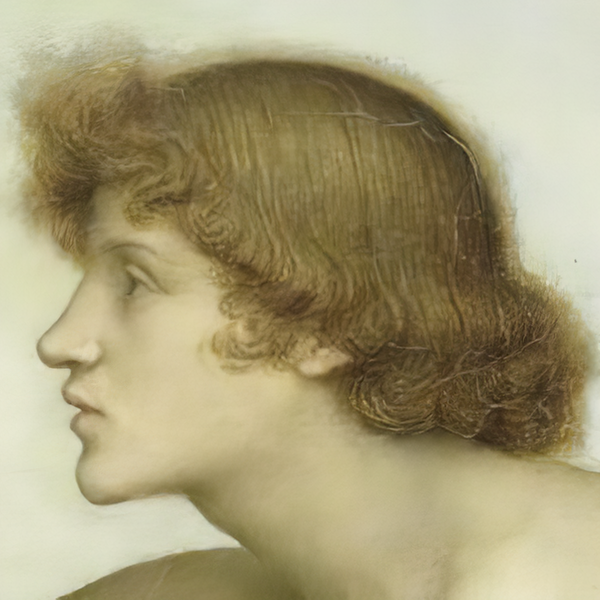 File:Evelyn de Morgan - Phosphorus and Hesperus, (1881) detail output.png