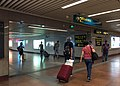 Exit 2 interface of Metro Shanghai Railway Station (20170910175845).jpg