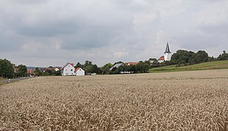 Sugenheim - Image: Ezelheim, dorpszicht IMG 2181 2016 08 06 12.31