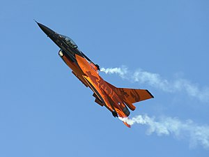 Dutch F-16 Demo