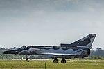 F-21 KFIR aircraft taxis on the flight line aboard Marine Corps Air Station Beaufort.jpg