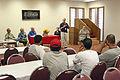 FEMA - 37161 - Officials talk at a meeting in Iowa.jpg