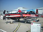FIDAE 2014 - T6B Texan II - DSCN0570 (13497075993).jpg