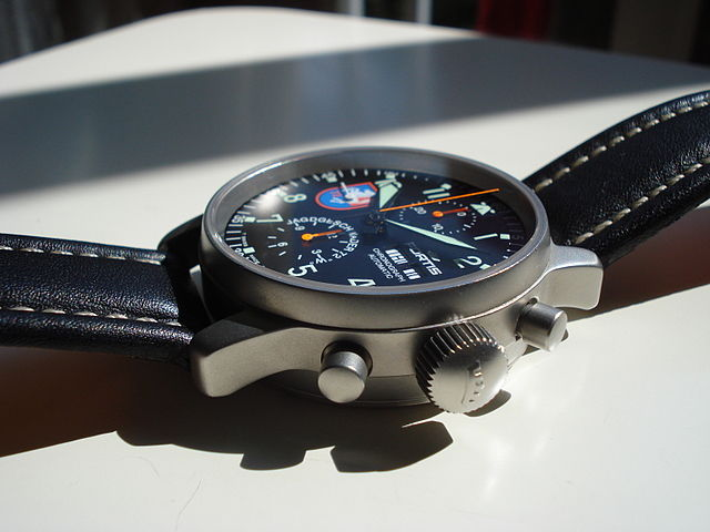 Flieger Watch, Aviation Watch, Pilot Watch, Functional Watch