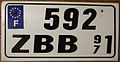 FRENCH SINT MARTIN c.2010 -LICENSE PLATE - Flickr - woody1778a.jpg