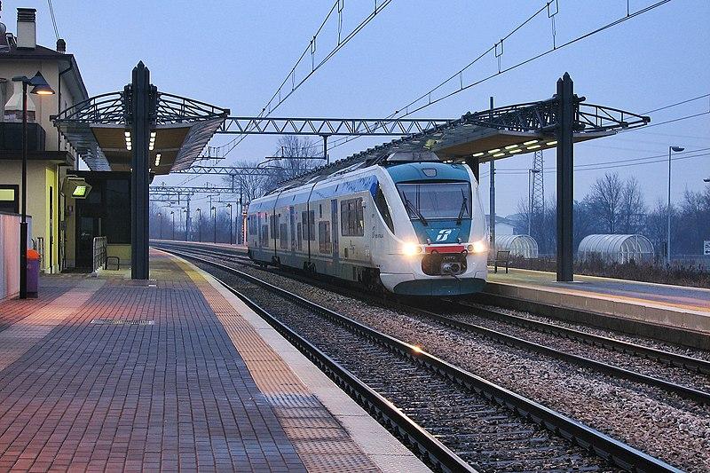 Partenze Treni Stazione Ancona Per Villa San Giovanni