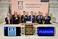 FT ringing the Closing Bell at the NYSE (8740578919).jpg