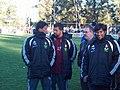 Fabian Bazan, Alirio Granadillo, Laureano Gonzalez y Cesar Farias.jpg