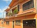 Fachada de una casa en Chiapa de Corzo. - panoramio.jpg
