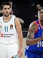 Facundo Campazzo 11 Real Madrid Baloncesto Euroleague 20171012 (3).jpg