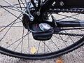 Fahrradschlauch erneuern SRAM S7 Schaltung vom Fahrrad Abbauen 1.JPG