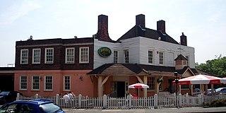 Falconwood Human settlement in England