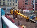 Fallen Mobile Crane - Manchester, England - March 2009.jpg