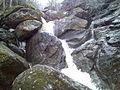 Falls on the river Mogak (Abzelilovsky District).jpg