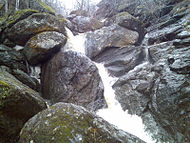 Falls on the river Mogak (Abzelilovsky District).jpg