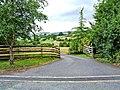 Farm Entrance - geograph.org.uk - 873344.jpg
