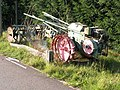 Farm machine abandoned beside the A1303 - geograph.org.uk - 970781.jpg