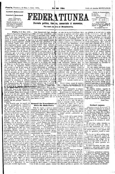 File:Federațiunea 1873-05-20, nr. 39.pdf