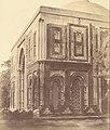 Felice Beato (British, born Italy - (Shrines. Alai Darwaza marble and sandstone Gateway to the Quwwat-ul-Islam Mosque, Kootub) - Google Art Project.jpg