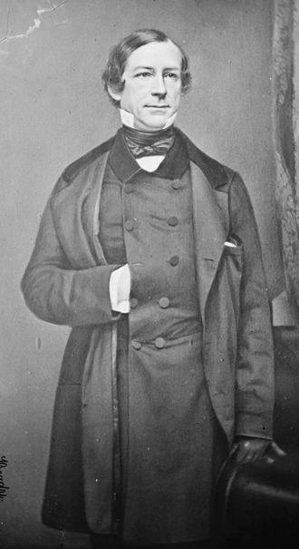 1870 United States House of Representatives elections - Image: Fernando Wood Brady Handy