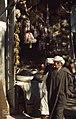 Fes slave quarter. Olives, bananas, baskets. 1972 (37086048103).jpg