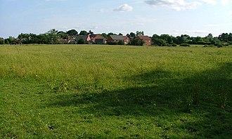 Kirklevington - The north edge of Kirklevington