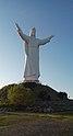 Figura Jezusa Chrystusa Króla Wszechświata w Świebodzinie.jpg