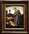 Filippino lippi e bottega, madonna col bambino e san giovannino, 1490-1500 ca..JPG