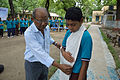First Aid and Emergency Management Session - Summer Camp - Nisana Foundation - Sibpur BE College Model High School - Howrah 2013-06-08 9151.JPG