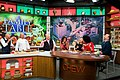 First Lady Michelle Obama tapes a segment of The Chew in New York.jpg