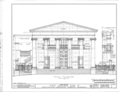 First National Bank, Jefferson Street and Fountain Road, Huntsville, Madison County, AL HABS ALA,45-HUVI,3- (sheet 3 of 5).png