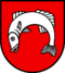 Coat of arms of Fischbach-Göslikon