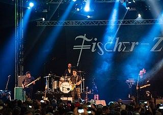 Fischer-Z English band