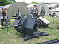 FlaK 38 anti-aircraft gun during the VII Aircraft Picnic in Kraków 6.jpg