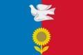 Flag of Khvorostyansky rayon (Samara oblast).png