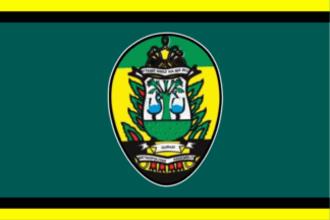 Kumasi Metropolitan Assembly - Image: Flag of Kumasi