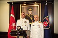 Flickr - Official U.S. Navy Imagery - The CNO poses for a photo with a Turkish Naval Forces Commander..jpg