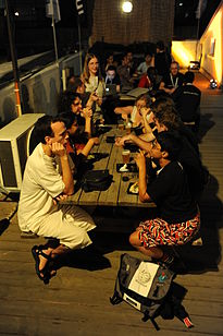 Flickr - Wikimedia Israel - Wikimania 2011 Early Comers' Party (102).jpg