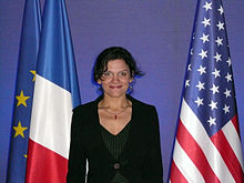 Description de l'image  Floanne-Ankah French-Sarkozy.jpg.