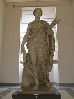 mythological Flora Farnese (Napoli)
