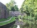 Foden Bank Bridge (No 43), Macclesfield Canal, Cheshire - geograph.org.uk - 552276.jpg