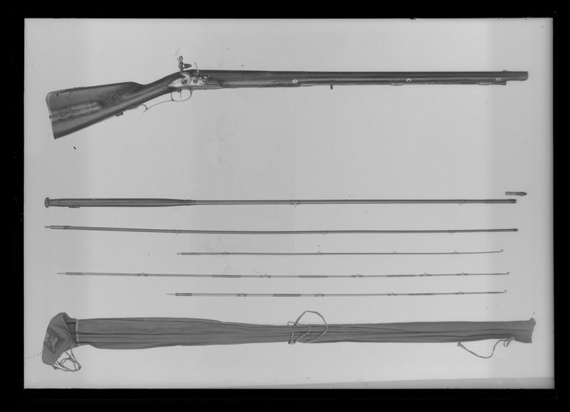 File:Fodral till flugspö, fem delar Hardy Brothers, Alnwick, ca 1900, nr 5968 - Livrustkammaren - 78608.tif