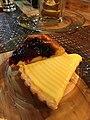 Food 檸檬塔, 莓果起士蛋糕, 老烤箱義式披薩, Antico Forno, 台北 (16957583072).jpg